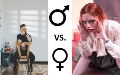 Coronastress: het verschil tussen man en vrouw