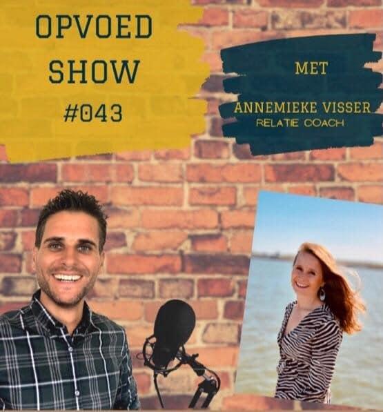 Podcast Annemieke Visser