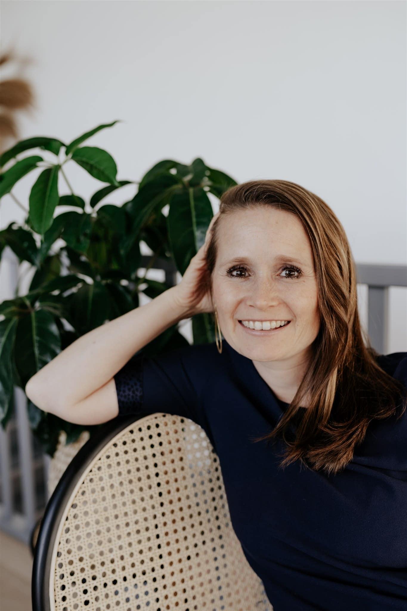 Relatietherapeut Annemieke Visser